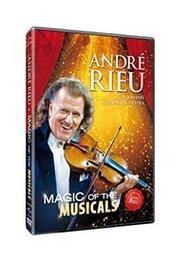 Andre Rieu: Magic of the Musicals (DVD) | Decca 3783965