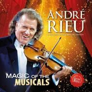 Andre Rieu: Magic of the Musicals (CD) | Decca 3778860