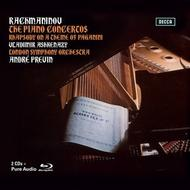 Rachmaninov - The Piano Concertos | Decca 4786443
