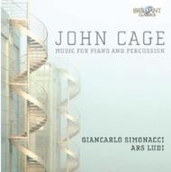John Cage - Music for Piano and Percussion | Brilliant Classics 94745