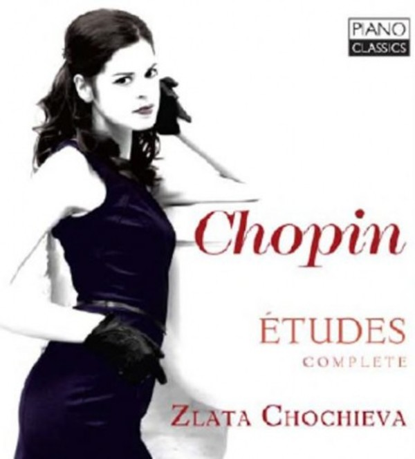 Chopin - Complete Etudes | Piano Classics PCL0068