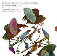 Fasch - Quartets and Concertos | Linn CKD467