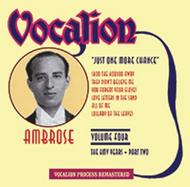 Ambrose Vol.4: Just One More Chance - The HMV Years (Part 2) | Dutton CDEA6031