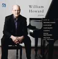 William Howard: Recital | Nimbus - Alliance NI6275