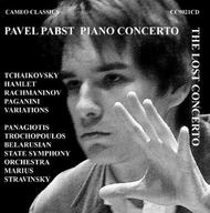 Pavel Pabst - The Lost Concerto | Cameo Classics CC9021CD