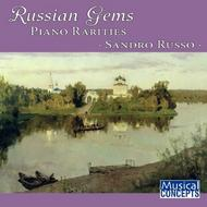 Russian Gems: Piano Rarities | Musical Concepts MC150