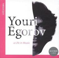 Youri Egorov: A Life in Music | Etcetera KTC1469