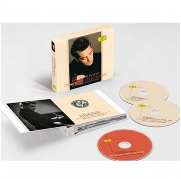 Beethoven - Symphonies 1-9 (deluxe limited edition with blu-ray audio)