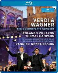 Verdi & Wagner - The Odeonsplatz Concert (Blu-ray) | C Major Entertainment 716804
