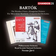 Bartok - Orchestral Works | Chandos - 2-4-1 CHAN24152