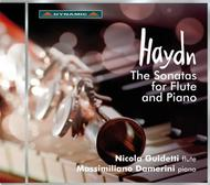 Haydn - The Sonatas for Flute and Piano | Dynamic CDS7698