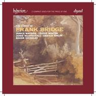The Songs of Frank Bridge | Hyperion - Dyad CDD22071