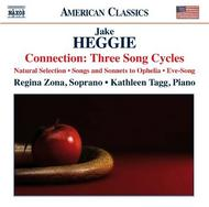Jake Heggie - Connection: Three Song Cycles | Naxos 8559764