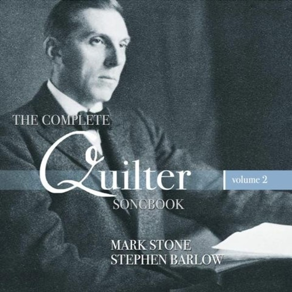The Complete Quilter Songbook Vol.2 | Stone Records 5060192780307