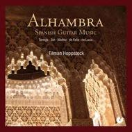 Alhambra: Spanish Guitar Music | Christophorus CHE01972
