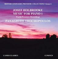 Josef Holbrooke - Music for Piano Vol.1 | Cameo Classics CC9035CD
