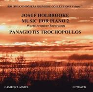 Josef Holbrooke - Music for Piano Vol.2 | Cameo Classics CC9036CD