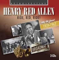 Henry Red Allen: Ride, Red, Ride! | Retrospective RTS4248