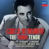 Carlo Bergonzi: The Verdi Tenor | Decca 4787373