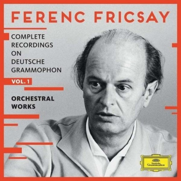 Ferenc Fricsay: Complete Recordings on Deutsche Grammophon Vol.1 | Deutsche Grammophon 4792691
