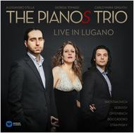 The Pianos Trio: Live in Lugano | Warner 2564628807
