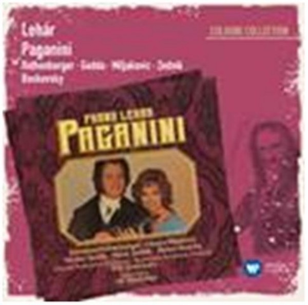 Lehar - Paganini | Warner - Cologne Collection 2564628924