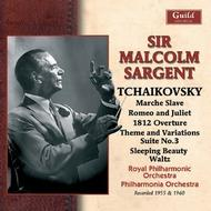 Sir Malcolm Sargent conducts Tchaikovsky | Guild - Historical GHCD2409