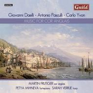 Music for Cor Anglais | Guild GMCD7399