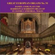 Great European Organs No.91: The Harrison and Harrison Organ of St David's Cathedral, Wales | Priory PRCD1102