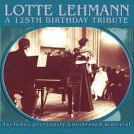Lotte Lehmann - 125th Birthday Tribute | Music and Arts MACD1279