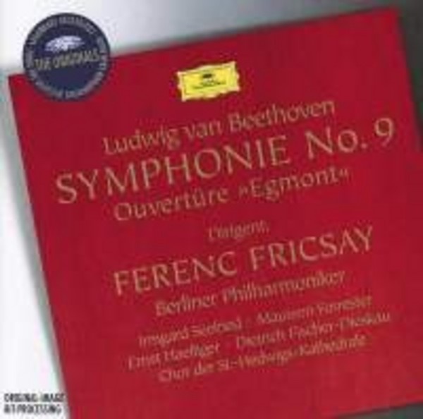 Beethoven - Symphony no.9 | Deutsche Grammophon - Originals E4636262