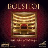Bolshoi: The Best of Melodiya | Melodiya MELCD1002164