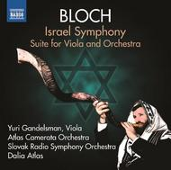 Bloch - Orchestral Works Vol.4 | Naxos 8573283