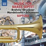 Music for Brass Septet | Naxos 8573314