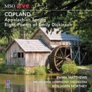 Copland - Appalachian Spring, 8 Poems of Emily Dickinson | ABC Classics ABC4810863
