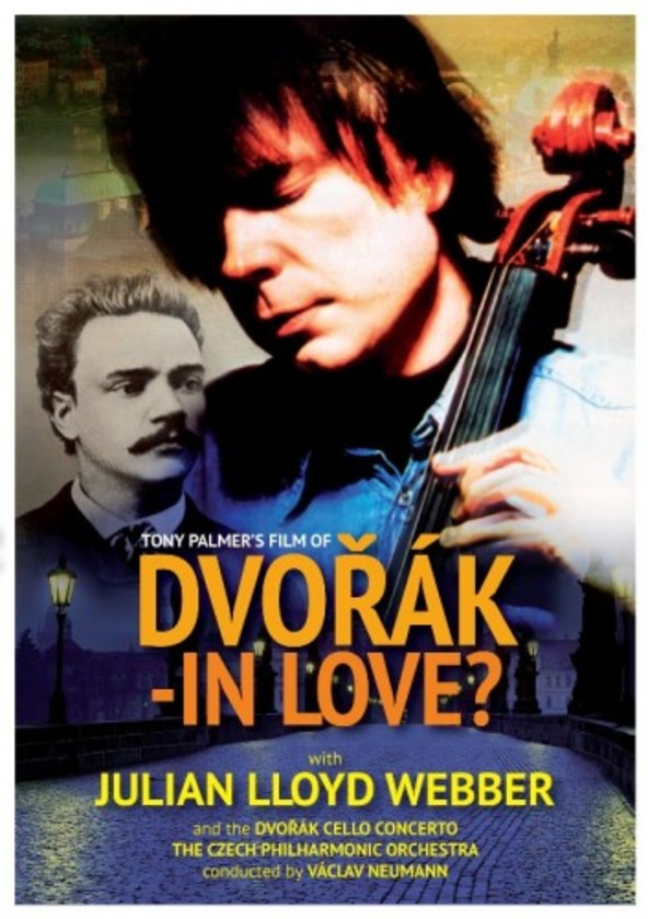Dvorak - In Love | Firefly Entertainment FFDVD8102