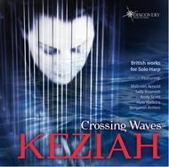 Crossing Waves: British Works for Solo Harp | DMV (Discovery Music and Vision) DMV110