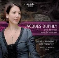 Jacques Duphly - Works for Harpsichord | Coviello Classics COV91404