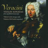 Veracini - Violin Sonatas from unpublished manuscripts | Brilliant Classics 94822BR