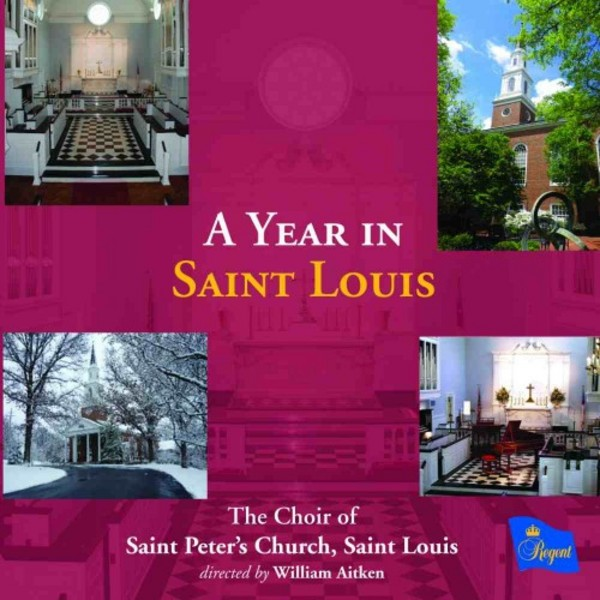 A Year in Saint Louis | Regent Records REGCD415