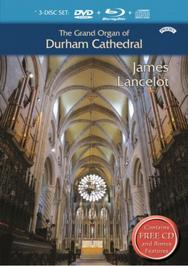 The Grand Organ of Durham Cathedral | Priory PRDVD12