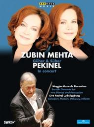 Guher and Suher Pekinel in Concert | Arthaus 102191
