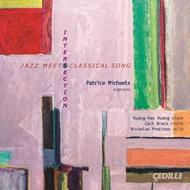 Intersection: Jazz meets Classical Song | Cedille Records CDR9000149