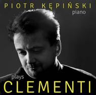 Piotr Kepinski plays Clementi | CD Accord ACD1992