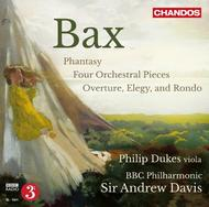 Bax - Orchestral Works | Chandos CHAN10829