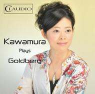Kawamura plays Goldberg (CD) | Claudio Records CR60182
