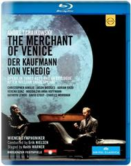 Andre Tchaikowsky - The Merchant of Venice (Blu-ray) | Euroarts 2072704