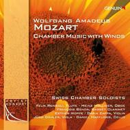Mozart - Chamber Music with Winds | Genuin GEN14319