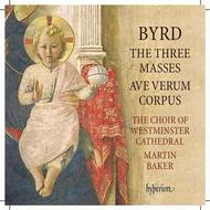 Byrd - The Three Masses, Ave Verum Corpus | Hyperion CDA68038