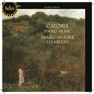 Georgy Catoire - Piano Music | Hyperion - Helios CDH55425
